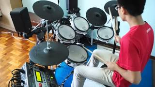 Consuming Fire-Hillsong (Drum Cover)