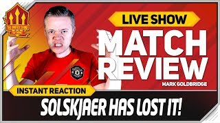 GOLDBRIDGE! West Ham 2-0 Manchester United Match Reaction
