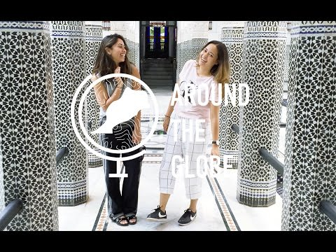 Marrakech Travel Vlog #2 - Around The Globe - WHITNEY VALERIE