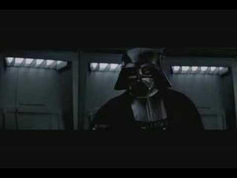 Iron Man/Darth Vader Video