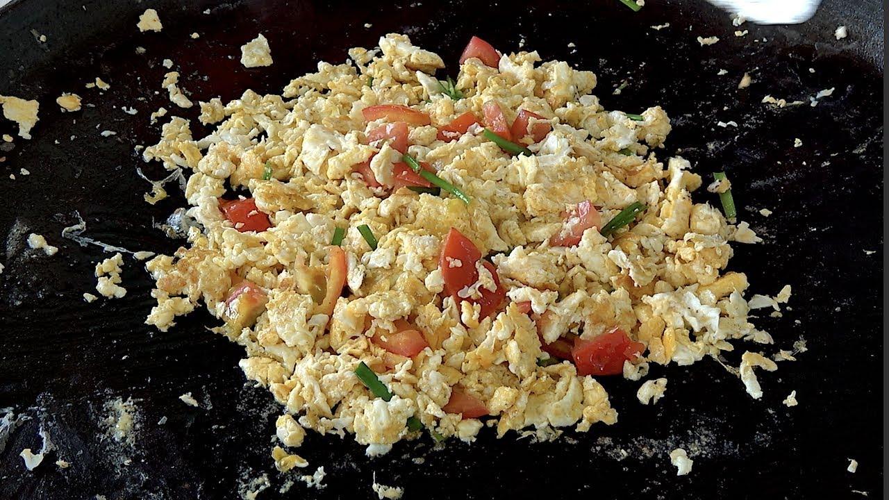 Easy Scrambled Eggs