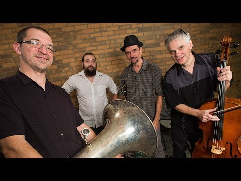 OC Sessions: Quirky Ottawa jazz group Safe Low Limit is all about the bass clef