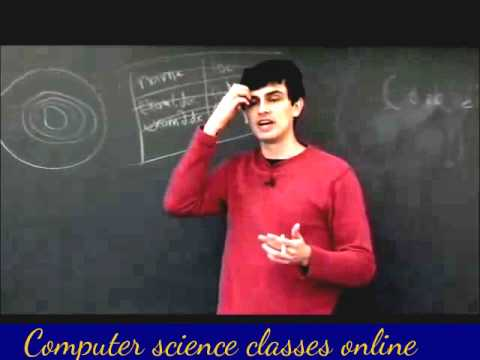 Computer science classes online