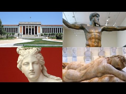 National Archaeological Museum of Athens, Greece