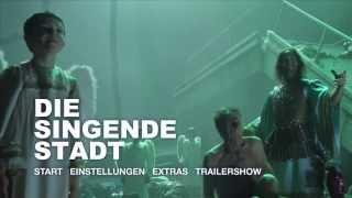 Die singende Stadt - Calixto Bieitos PARSIFAL entsteht (DVD Titlemenu)