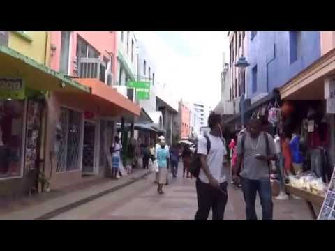 Bridgetown, Barbados - Downtown HD (2015)