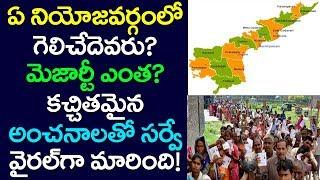 AP Election Survey With Majorities, TDP YSRCP Janasena thumbnail