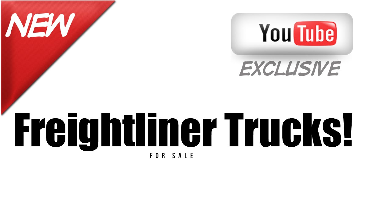 Freightliner Trucks for sale in Texas | Used Freightliner Trucks for sale in Texas