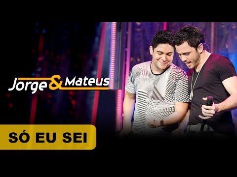 Jorge & Mateus - Só eu Sei - [DVD O Mundo é Tão Pequeno]-(Clipe Oficial)