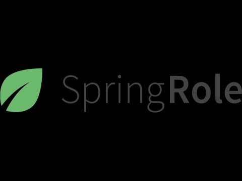 SpringRole -PROTOCOL FOR A TRUST BASED DECENTRALIZED PROFESSIONAL NETWORK.