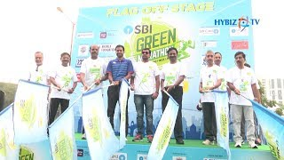 SBI Group flags off 2nd Edition | SBI Green Marathon Hyderabad