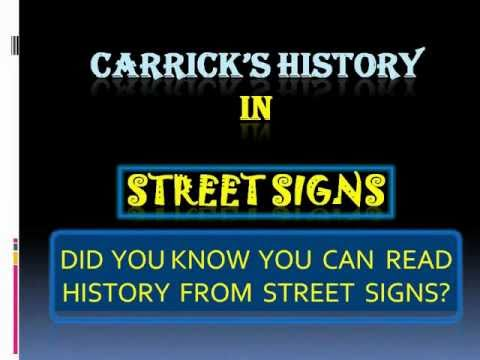 Carrick PA's History in its Street Names