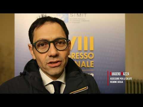 Intervento dell' Avv. Ruggero Razza Assessore alla Salute Regione Sicilia