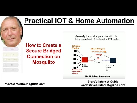How to Create a Secure Bridged Connection on Mosquitto