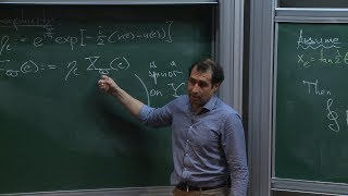 Dmitry Chelkak - 2D Ising fermions: from combinatorics to conformal invariance and s-embeddings thumbnail