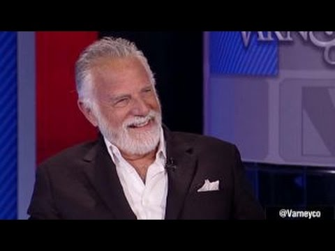'The most interesting man' on Varney