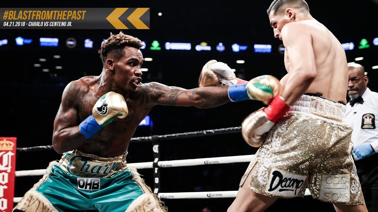 Blast From The Past: Charlo vs Centeno