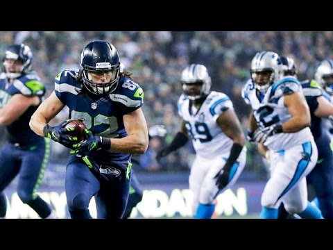 Panthers vs. Seahawks   Divisional Round (2014 NFL Season) Highlights
