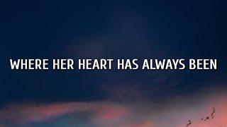 Alan Jackson - Where Her Heart Has Always Been (Lyrics)
