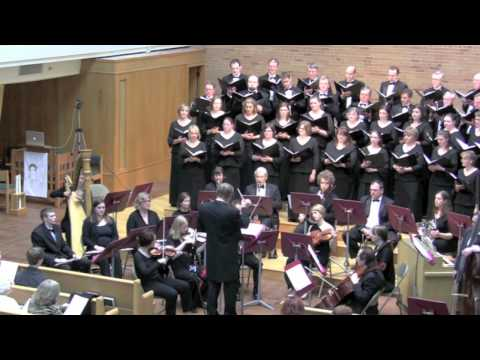 Frostiana - Randall Thompson - Exultate Choir & Orchestra