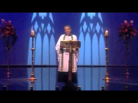 Rowan Mr. Bean Atkinson - Vicar