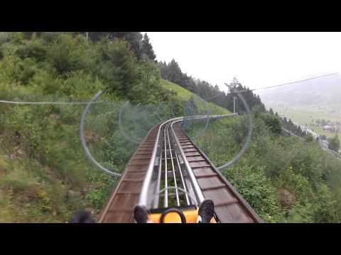 Alpensee Coaster : Die Längste Rodelbahn Deutschland (Offizielles Video)