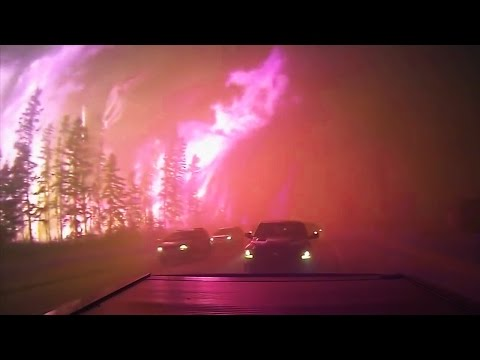 Top 15 Chilling Events Caught on Dash Cam