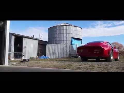 NZ Made 1962 Ferarri GTO Replica