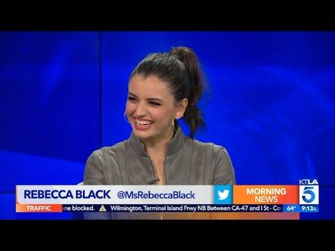 Rebecca black dating