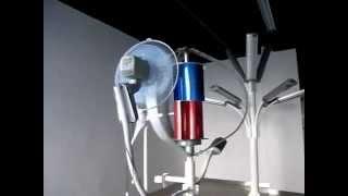 Ветрогенератор вертикальный MAGLEV(www.manblan.ru В основу этой разработки положен принцип магнитной левитации, известного закона Лоренца -- Ленца..., 2012-02-03T20:47:26.000Z)
