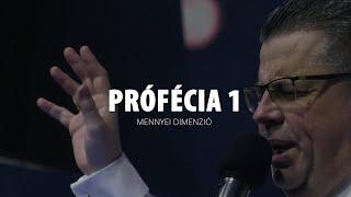 Prófécia 1 // Mennyei dimenzió album 2021 // ÚjSzövetség Gyülekezet