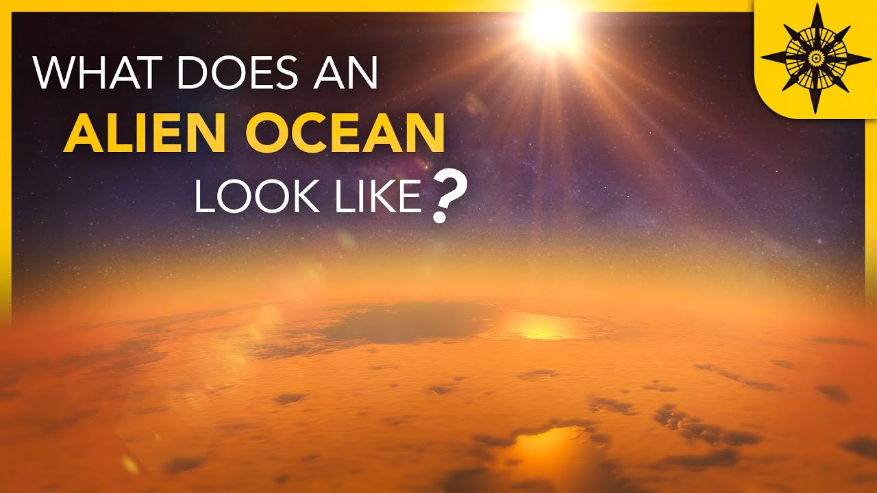 What Does an Alien Ocean Look Like?