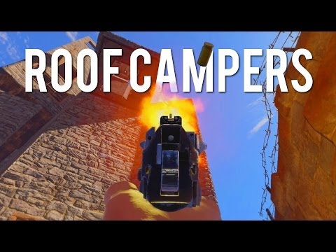 Rust - ROOF CAMPERS