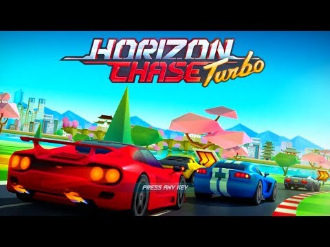 """NEW PC Game""- Horizon Chase Turbo First Impressions + GIVEAWAY 5 CODES!"