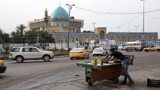 Billet Retour à Bagdad: un léger vent d