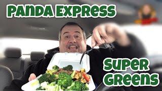 Panda Express Super Greens | Healthy Fast Food