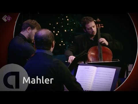 Mahler: Pianokwartet in a kl.t. / Piano quartet in a minor
