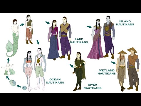 Download Worldbuilding: Cultural Impact of Biology (and introducing the Nautikan ethnic groups!)
