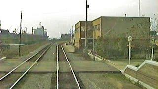 csx no sub part i amtrak train no 1 cab ride mobile to pascagoula