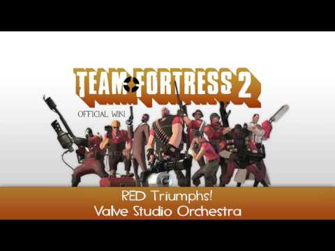 Team Fortress 2 Soundtrack   RED Triumphs!