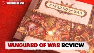Vanguard of War Video Review