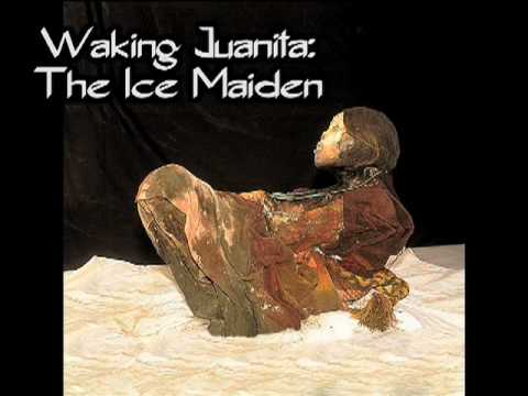 """Waking Juanita: The Ampato Ice Maiden"" (Photoshop Reconstruction)"