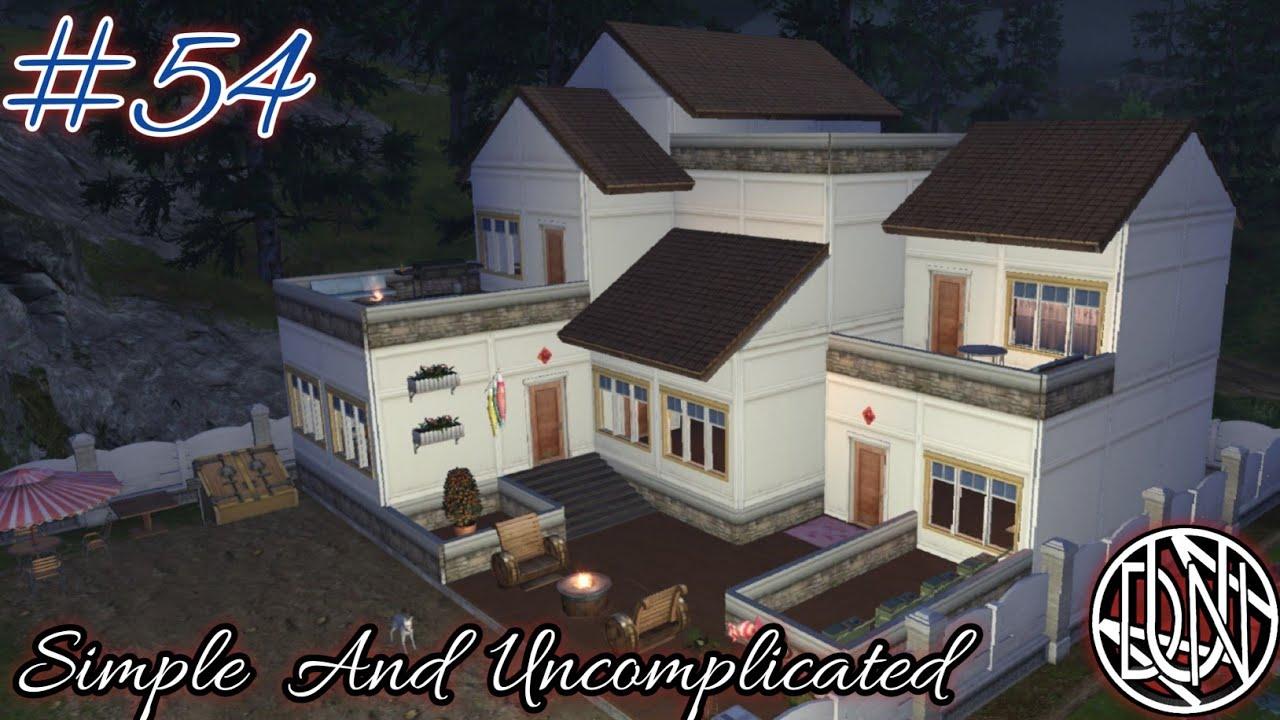 Lifeafter Design Manor  D54 - Review & Tutorial Mode Blueprint