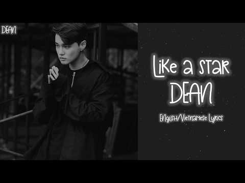 [Vietsub/Lyrics] [Cover] Like A Star - DEAN