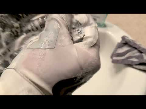 Washing ANY Football Glove and restoring grip  - How to wash gripboost gloves