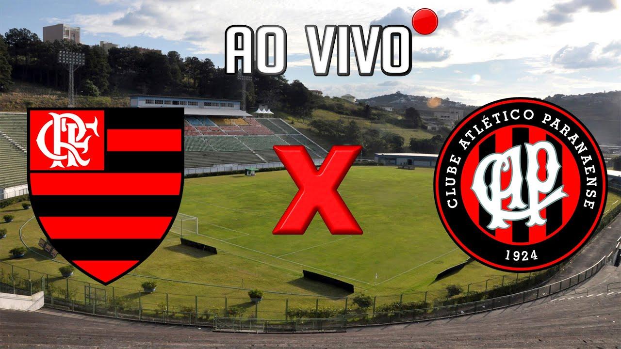 Flamengo x Atlético Paranaense Semi-Final (Primeira Liga ...
