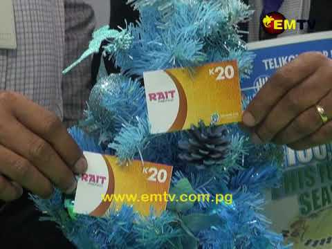 Telikom PNG Cash Promo Launched