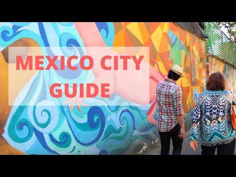 Mexico City Guide