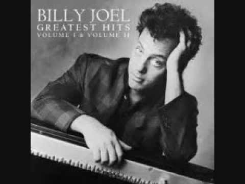Billy Joel-Say Goodbye To Hollywood(Lyrics)