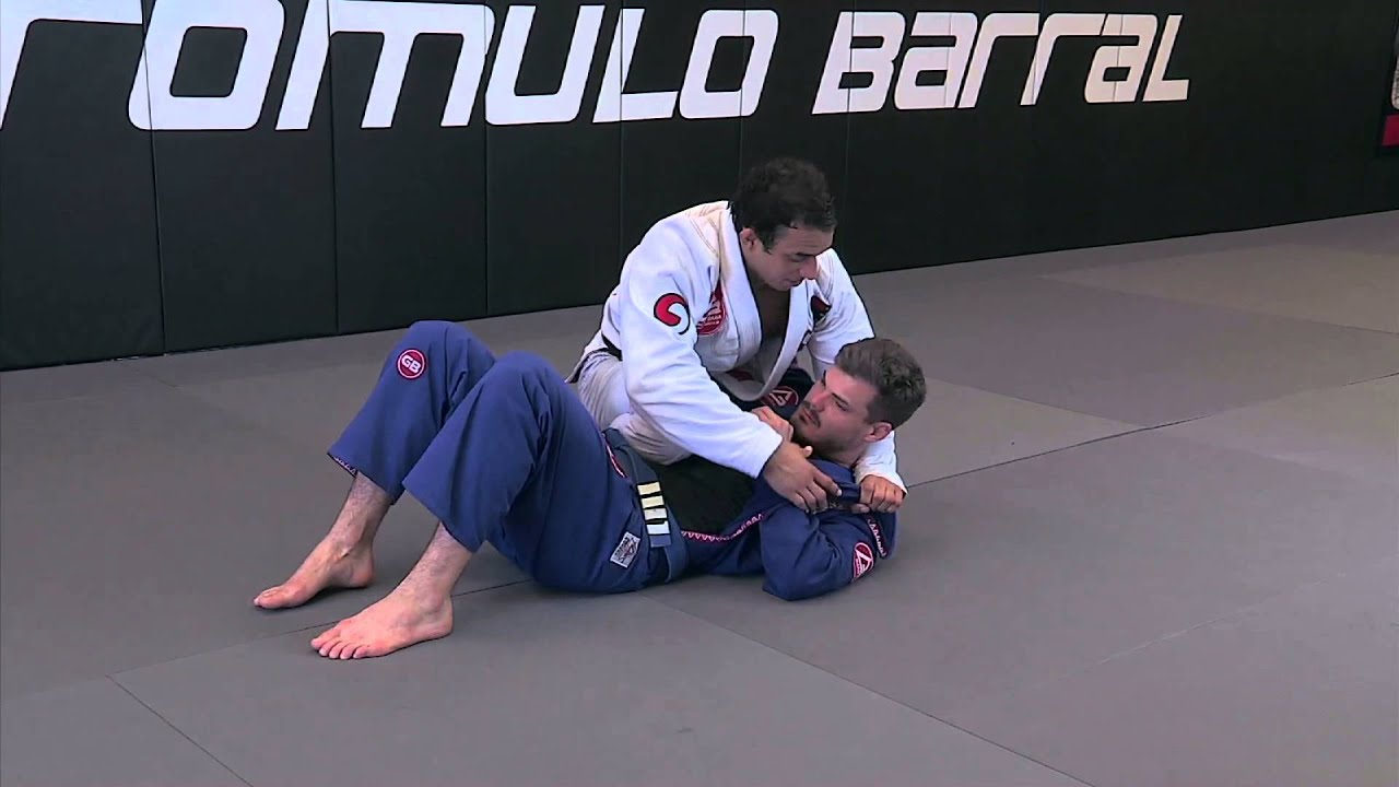 jiu jitsu instructional videos